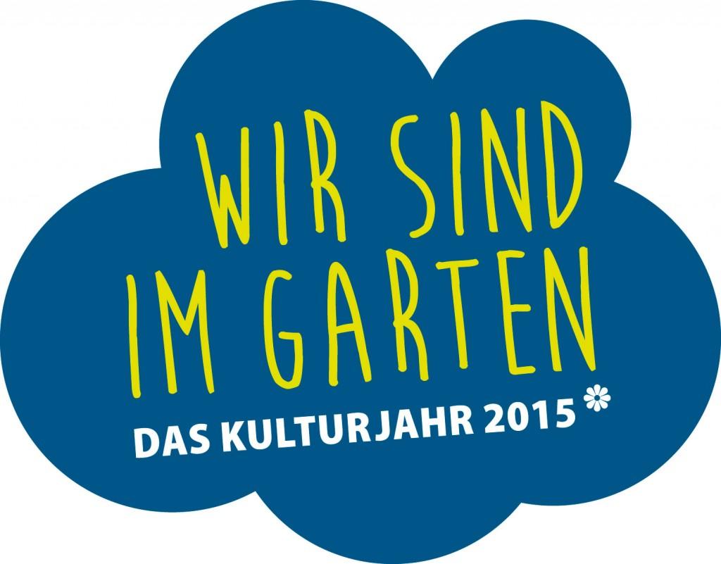 Wir sind im Garten – Das Kulturjahr 2015