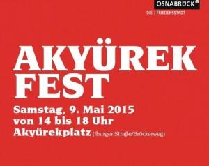 Akyürek Fest am 9.Mai 2015