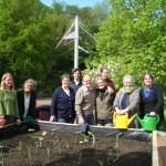 Gruppenfoto Urban Gardening