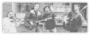 Der Traum vom Paradies – Blossom Brothers spielen auf dem Hasefriedhof