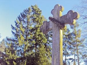 Tierische Friedhofsbewohner