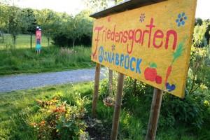 Gärten der Welt – der Friedensgarten Osnabrück lädt zur Freiluftküche!