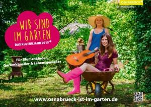 Neues Sommer-Plakat