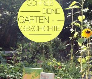 Blühende Wörter und sprechende Gärten