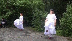 Inszenierung common garden – Seelandschaft mit Pocahontas